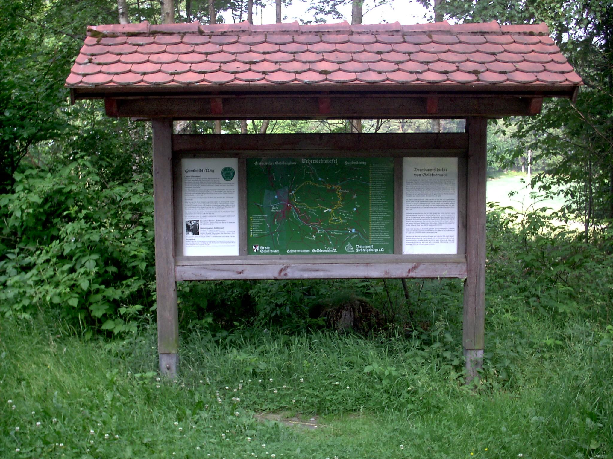 Humboldtweg 1